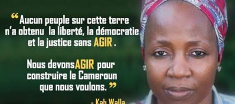 Edith Kah Wallah, President of CPP
