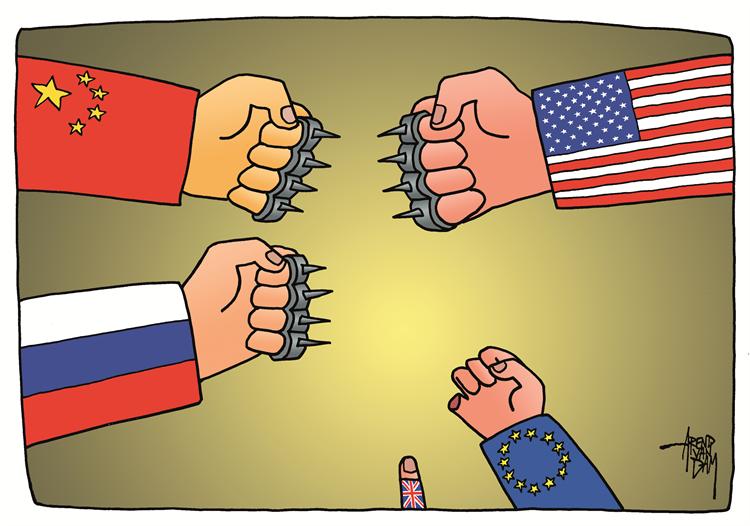 World veto powers
