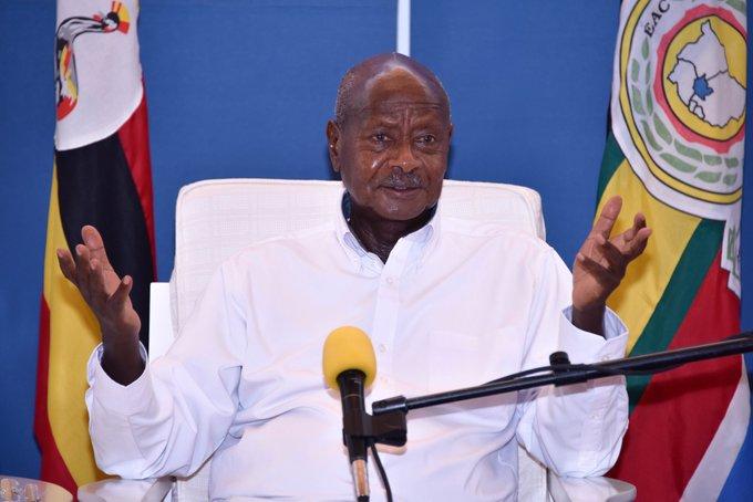 ugandan president