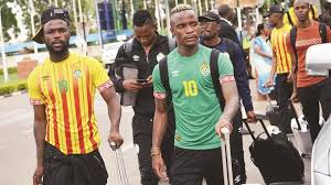 CAMEROONIAN DUPE GHANIAN PLAYERS