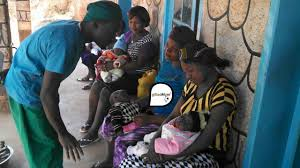 maternal mortality rate in cameroon