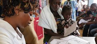 cameroon maternal mortality rate