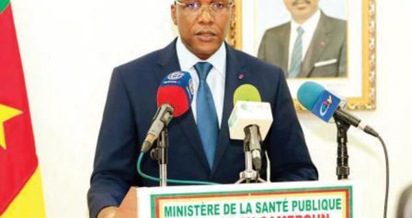 Health Minister Manaouda Malachie