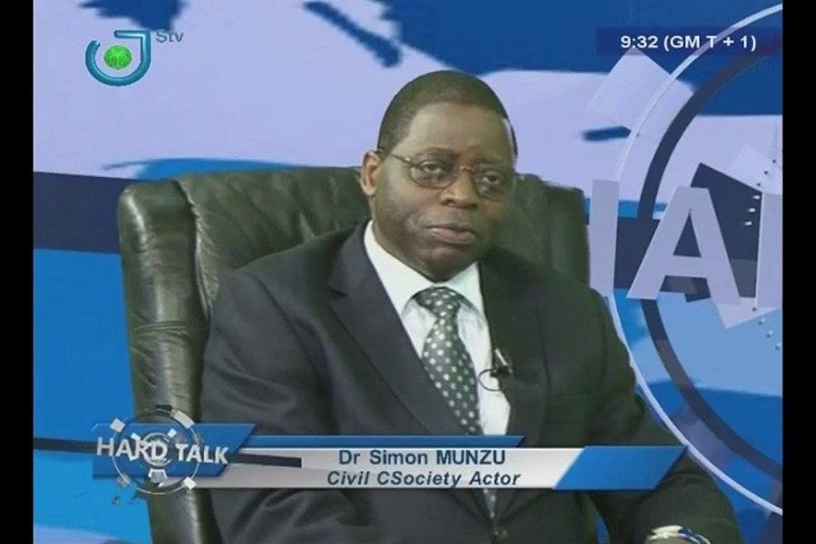 Dr. Simon Munzu at stv