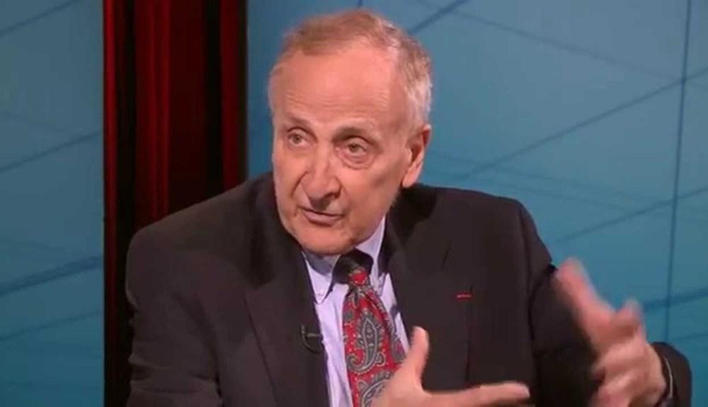 US Diplomat Herman Jay Cohen