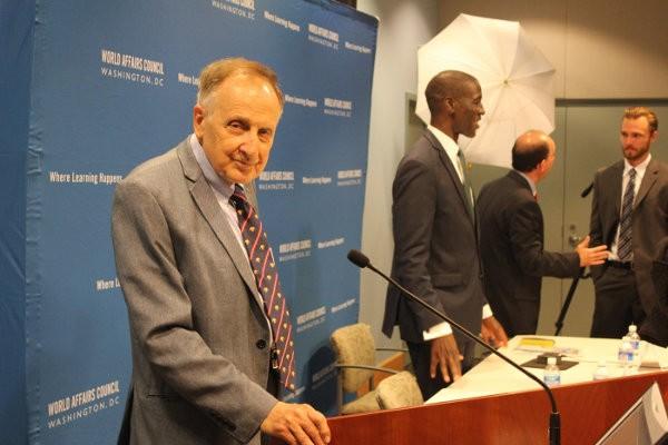 Diplomat Herman J Cohen