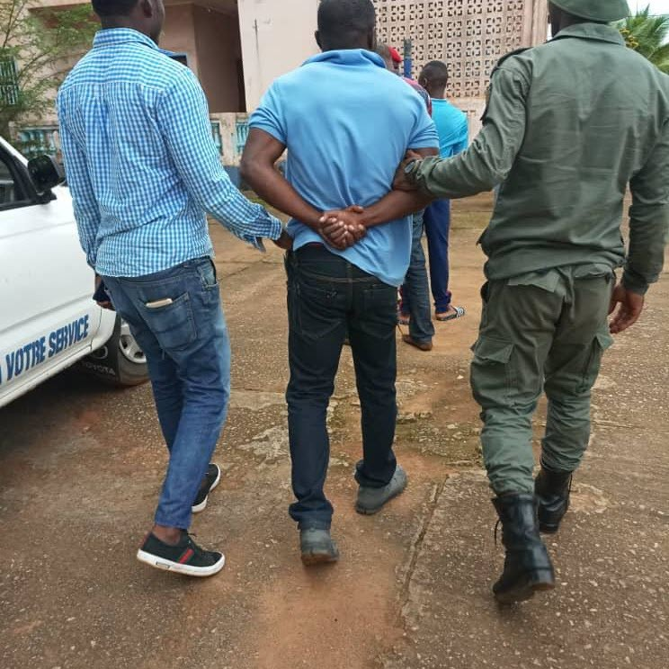 Wildlife trafficker cought in Yaounde