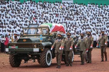 Burundi state burial