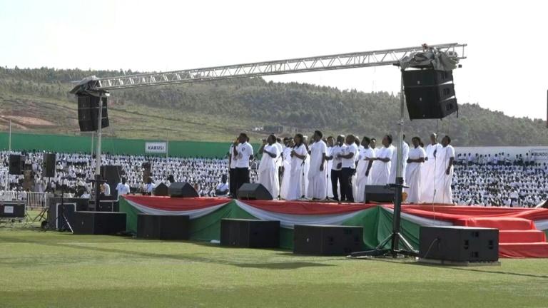 State burial of Nkurunziza