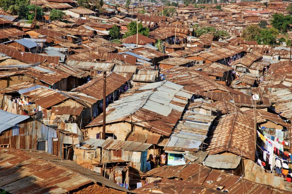 kenyan slums