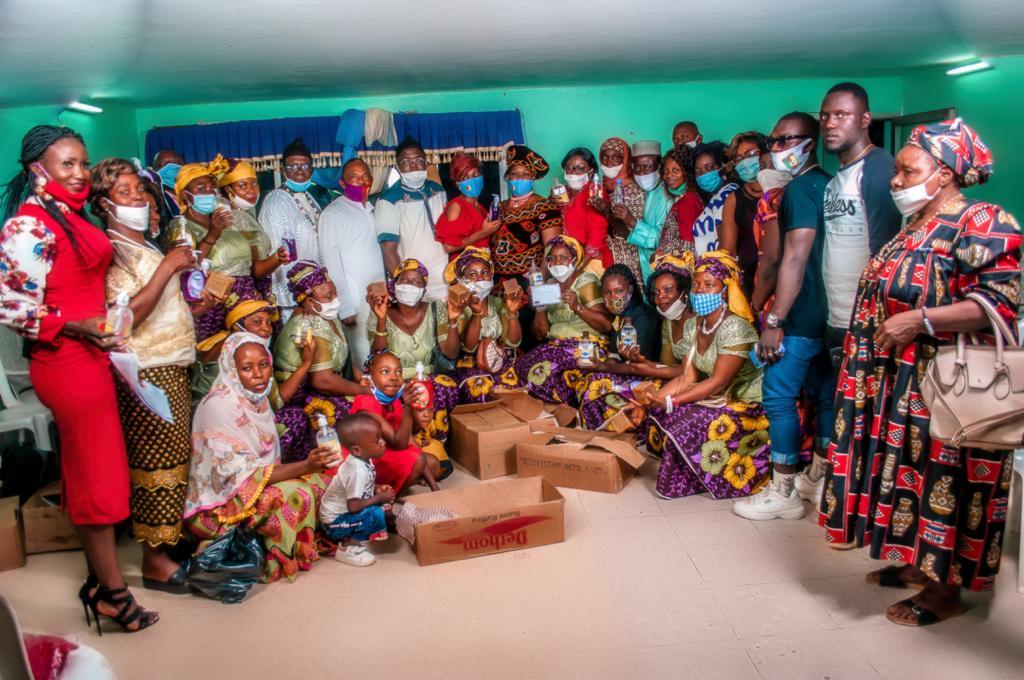 Mbembe Community Yaounde