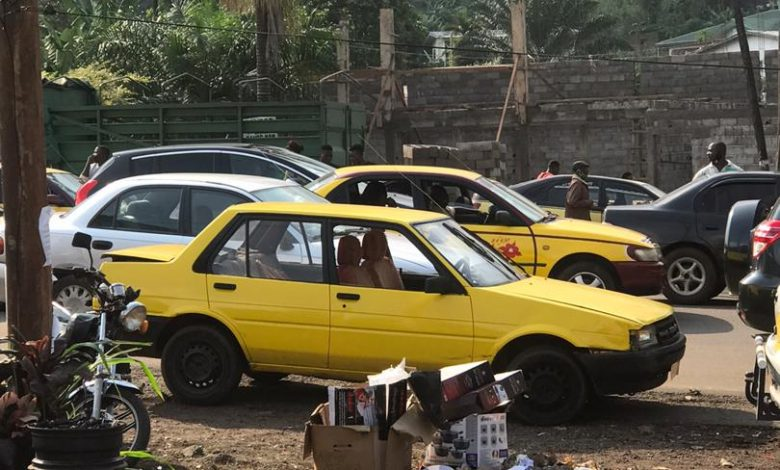 buea taxi