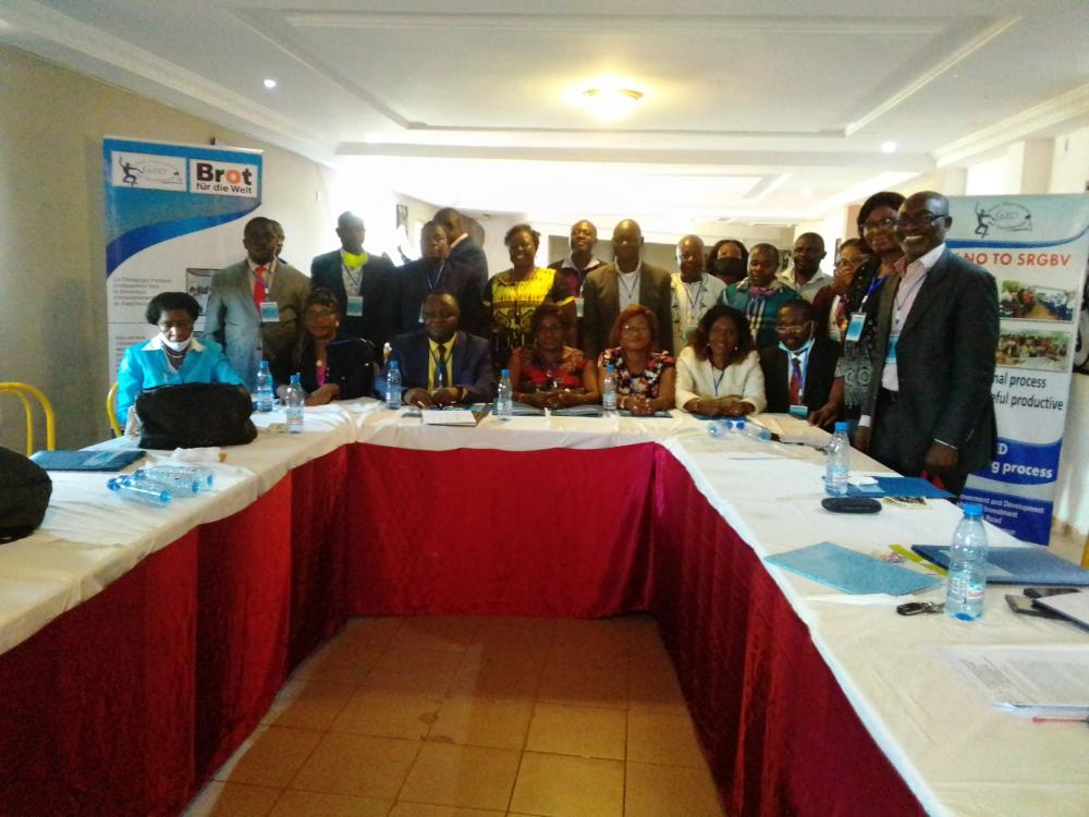 GeED CONSULTATIVE MEETINGWITH CURRICULUM STAKEHOLDERS