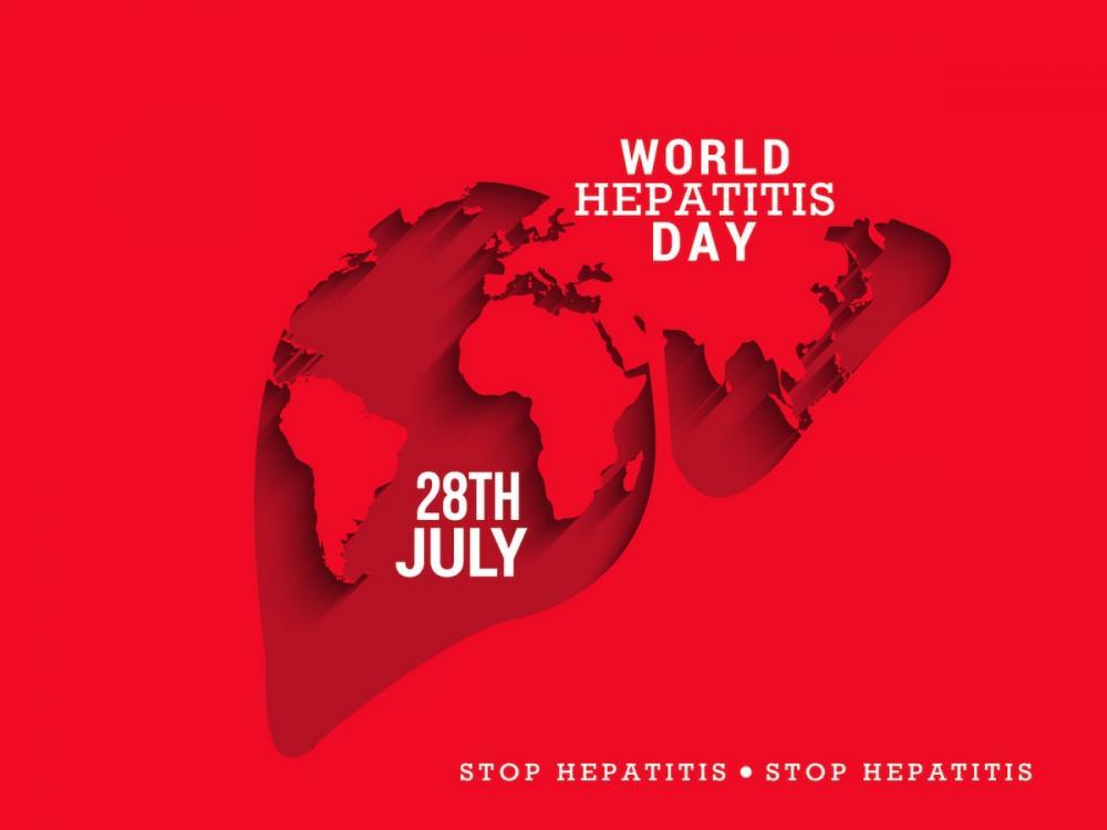 World Hepatitis Day, July 28th