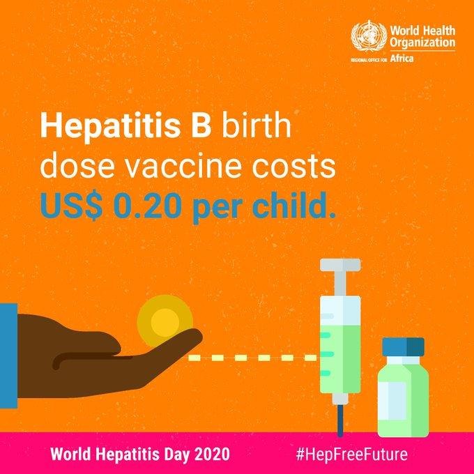 Hepatitis B birth vaccination