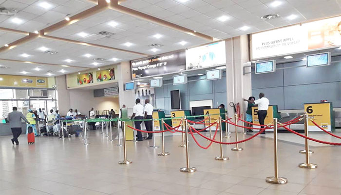 Nsimalen International Airport