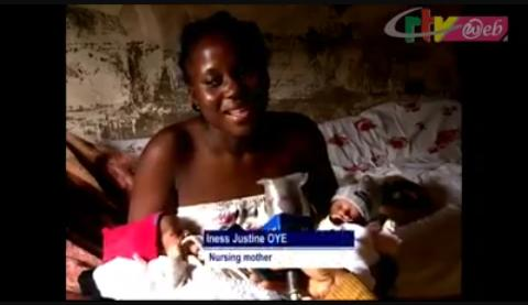 BEPC Candidate gives birth to twins