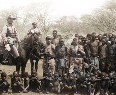 German-Namibia genocide