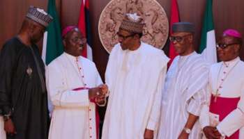 Buhari and Catholic Bishops