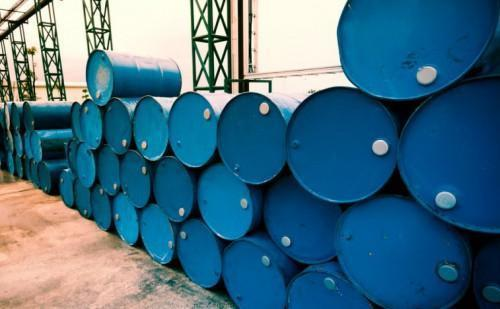 OIL BARRELS-CAMEROON