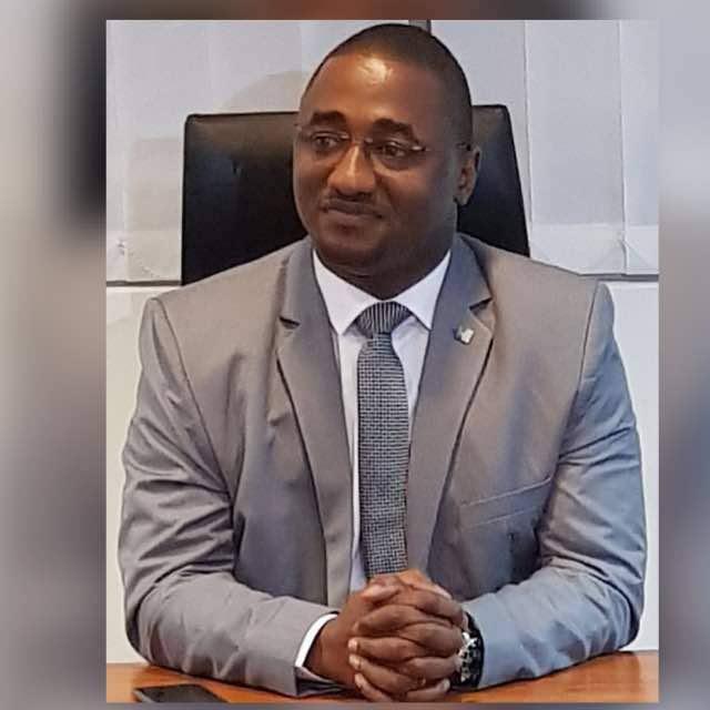 Abakal Mahamat, Managing Director of BGFI Cameroon