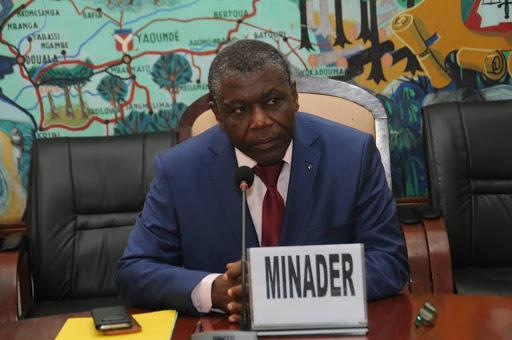 MINADER Minister