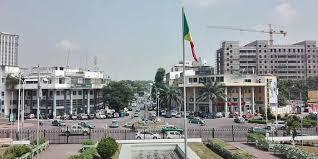 Brazavill, Congo