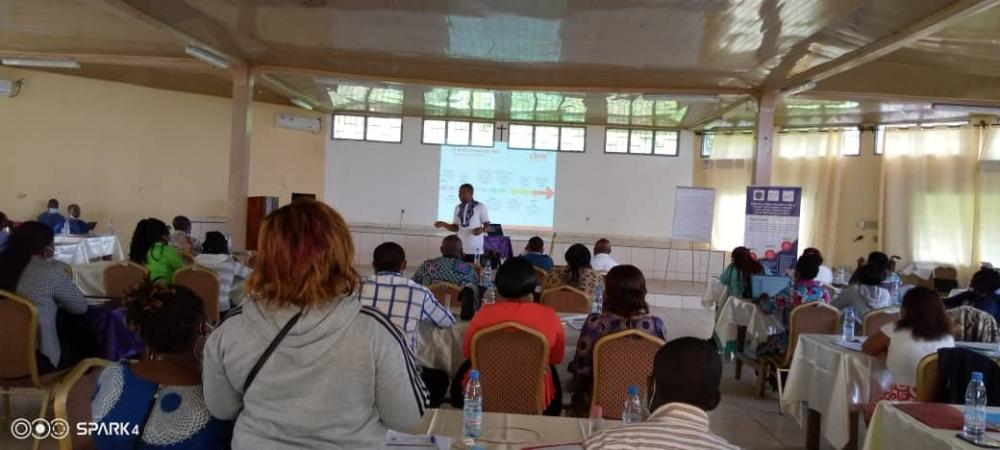 CBM, PCRS trains volunteers on inclusive humanitarian actions