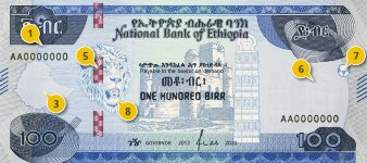 new currency for ethiopia