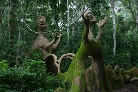 Osun Osogbo Sacred Grove