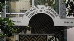 Cameroon Embassy in France