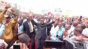 Kamto calls for electoral protest