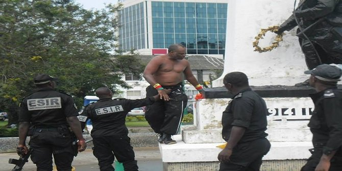 Renowned Civil Society Activist, Blaise ESSAMA Arrested in Douala