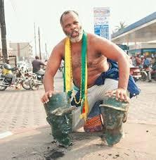 Douala-based civil renowned society activist Andre Blaise ESSAMA