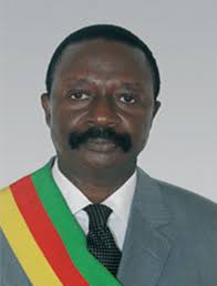 Hon Benard Foju, MP for Lebialem