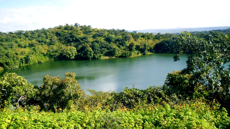 Lake Awing, North West Cameroon