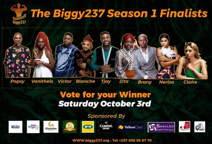 Biggy237 Finalists