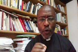 Roman Catholic Jesuit Priest Rev. Father Ludovic Lado in an open letter pledge to walk across the Anglophone region for a return to peace