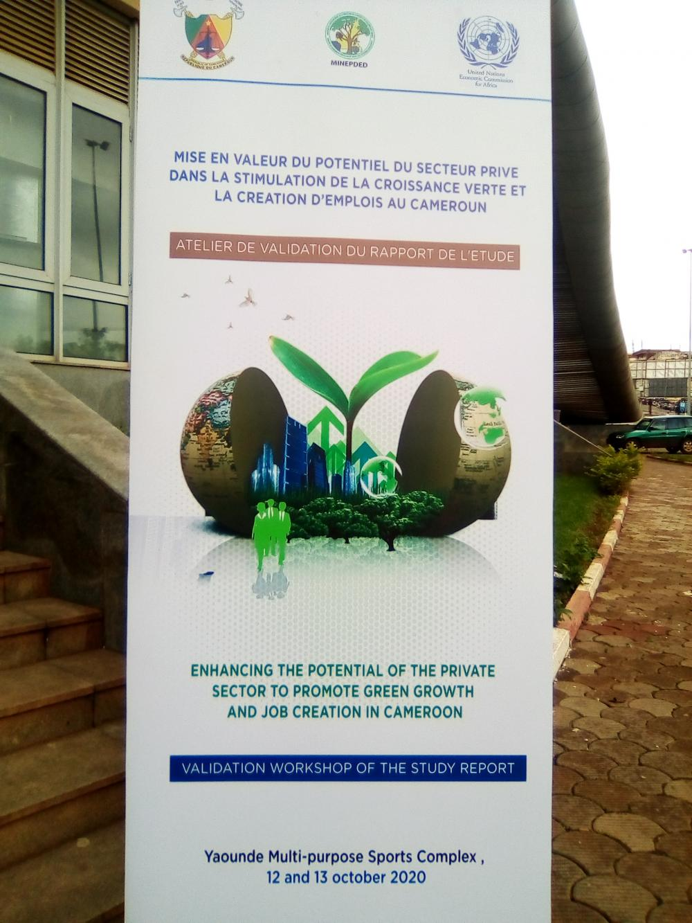 MINEP, UNECA Partner to Help Private Sector Stimulate Green Growth, Create Jobs