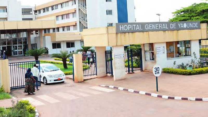 Yaoundé Central hospital