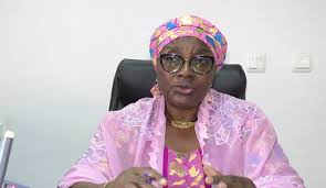 Mariatou Yap, Director of Civil Protection at the Ministry of Territorial Administration (MINAT)