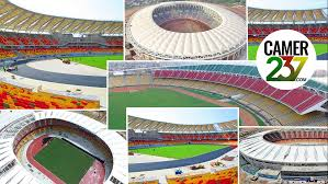 Stadia in Cameroon
