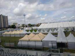 Sports Minister Instructs Restoration of Mbappé Léppé Stadium Ahead of CHAN 2021