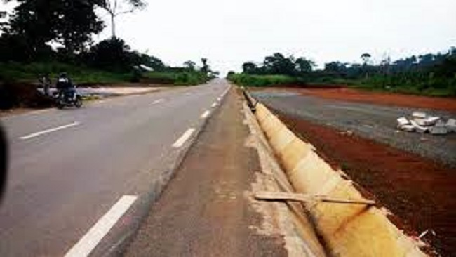 Kumba-mamfe road