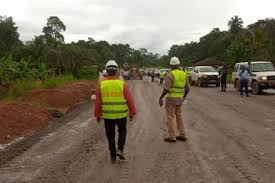 Public Works Minister on Four-day Inspection of Road Maintenance Works