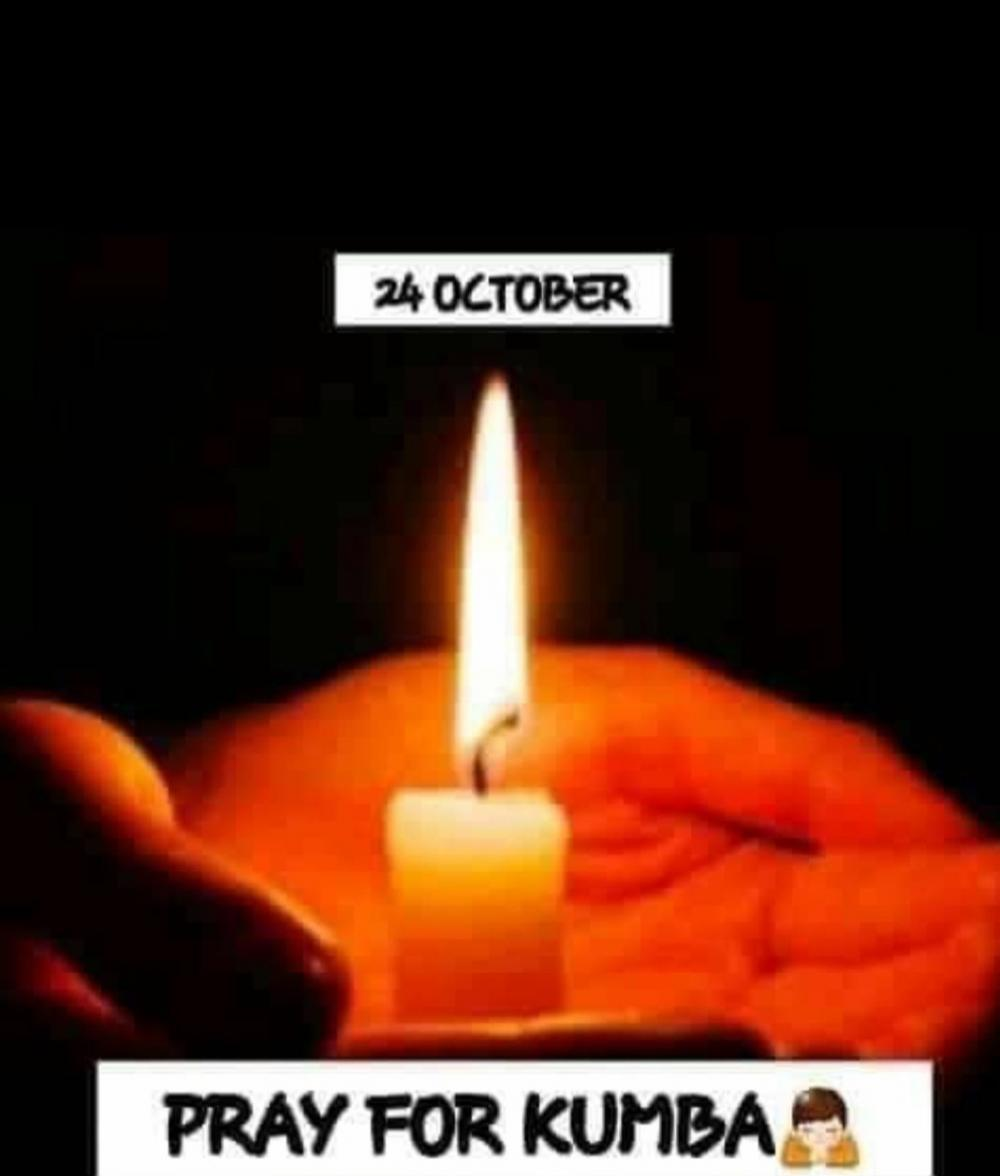 October 24th, pray for Kumba