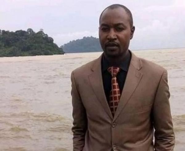 Educational Inspector of Economy, Keafon Luciano Sunjo in Bamenda