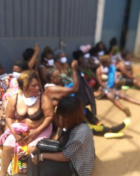 Women Arrested in Yaounde for Protesting Kamto's House Arrest