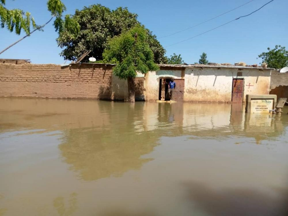 About 150 Homes, 400 Households Affected by Inundations in Northern Region