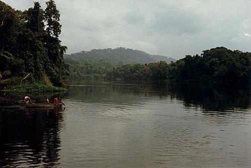 River Ntem